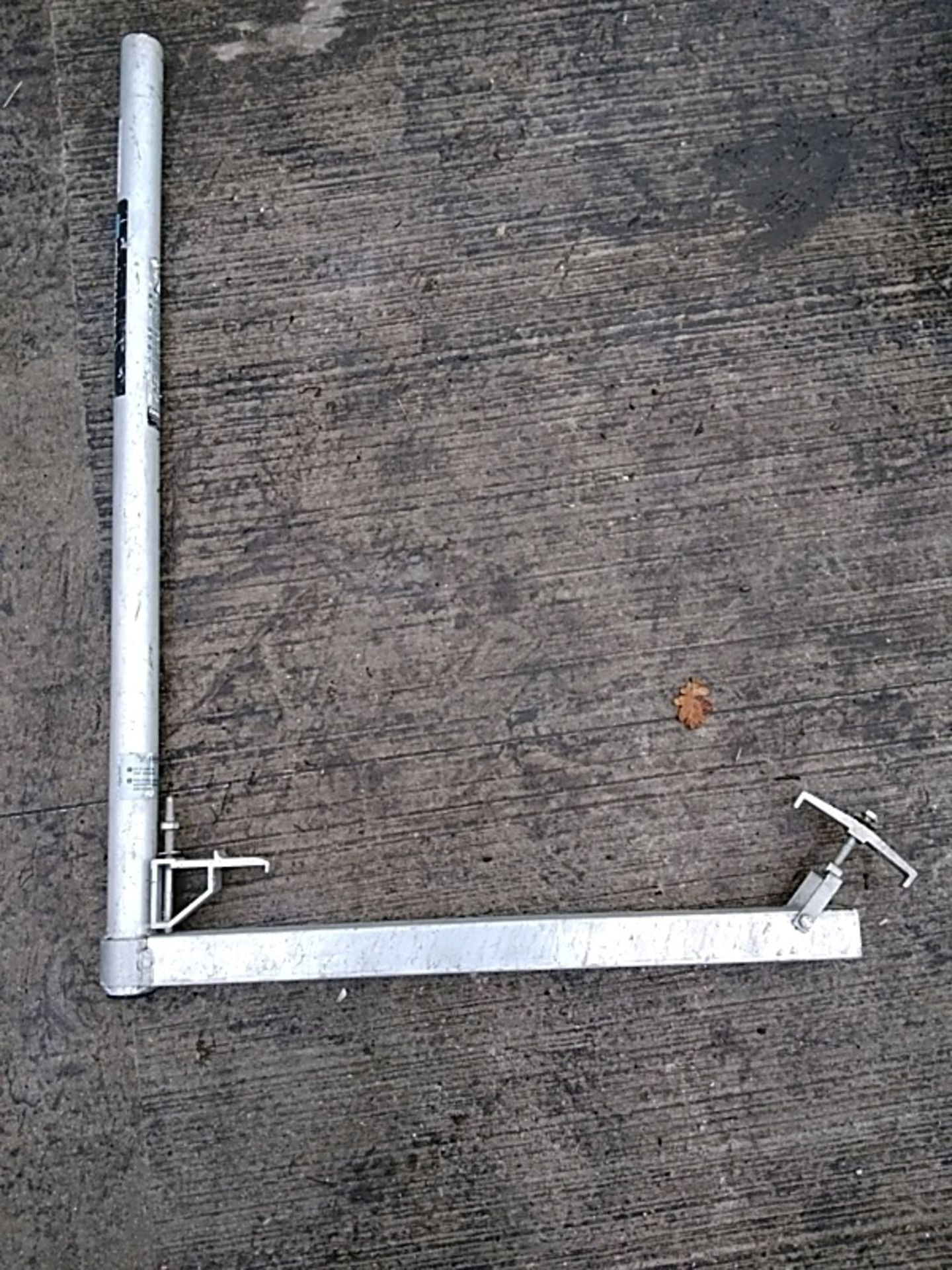 (33) Youngman Superpost Handrail Post for use with Superstars