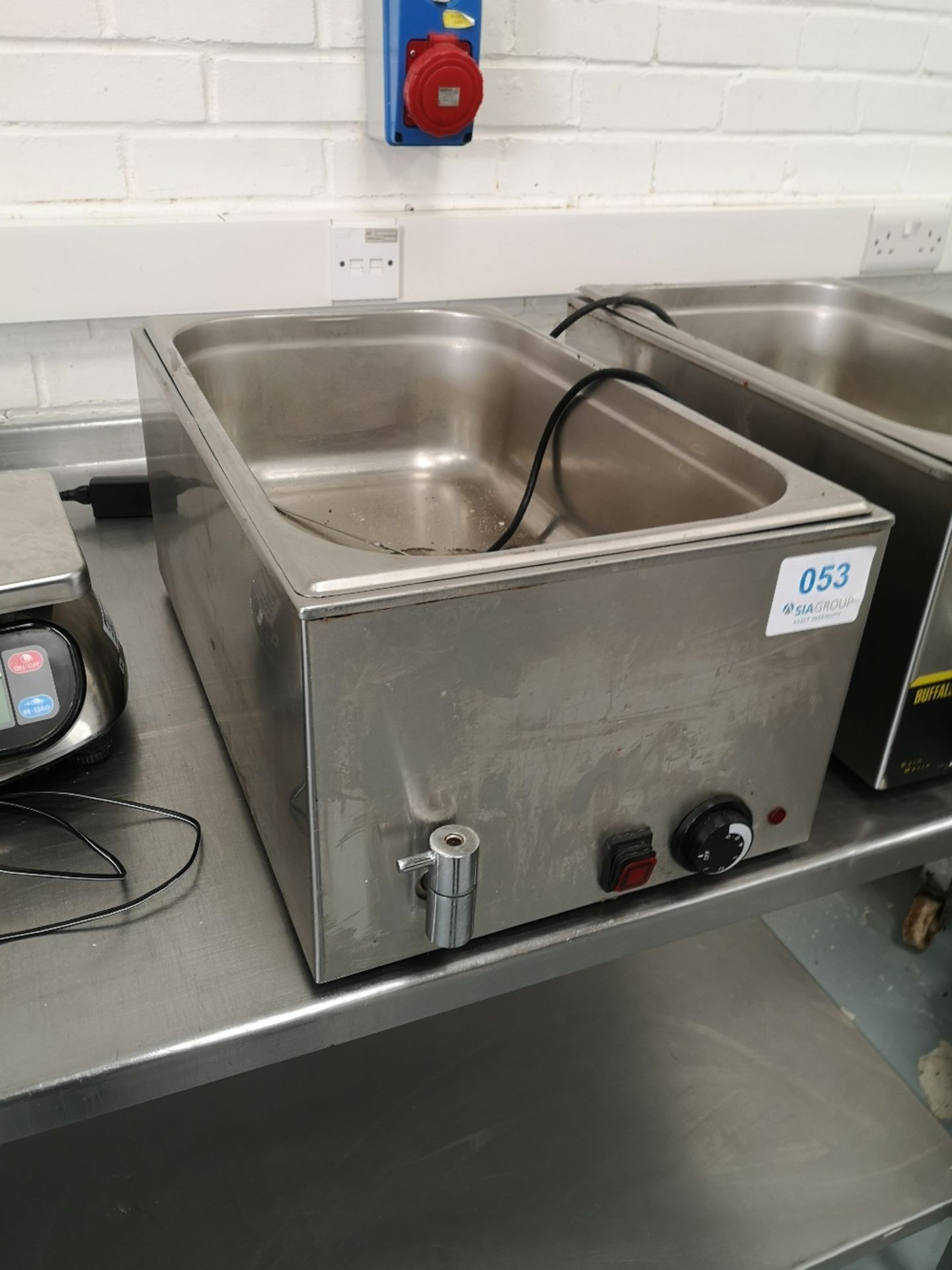Atosa 8700/8710 Bain Marie with Controller - Image 2 of 4
