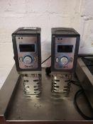 (2) Grant Instruments SV200 Portable Sous Vide Immersion Circulators