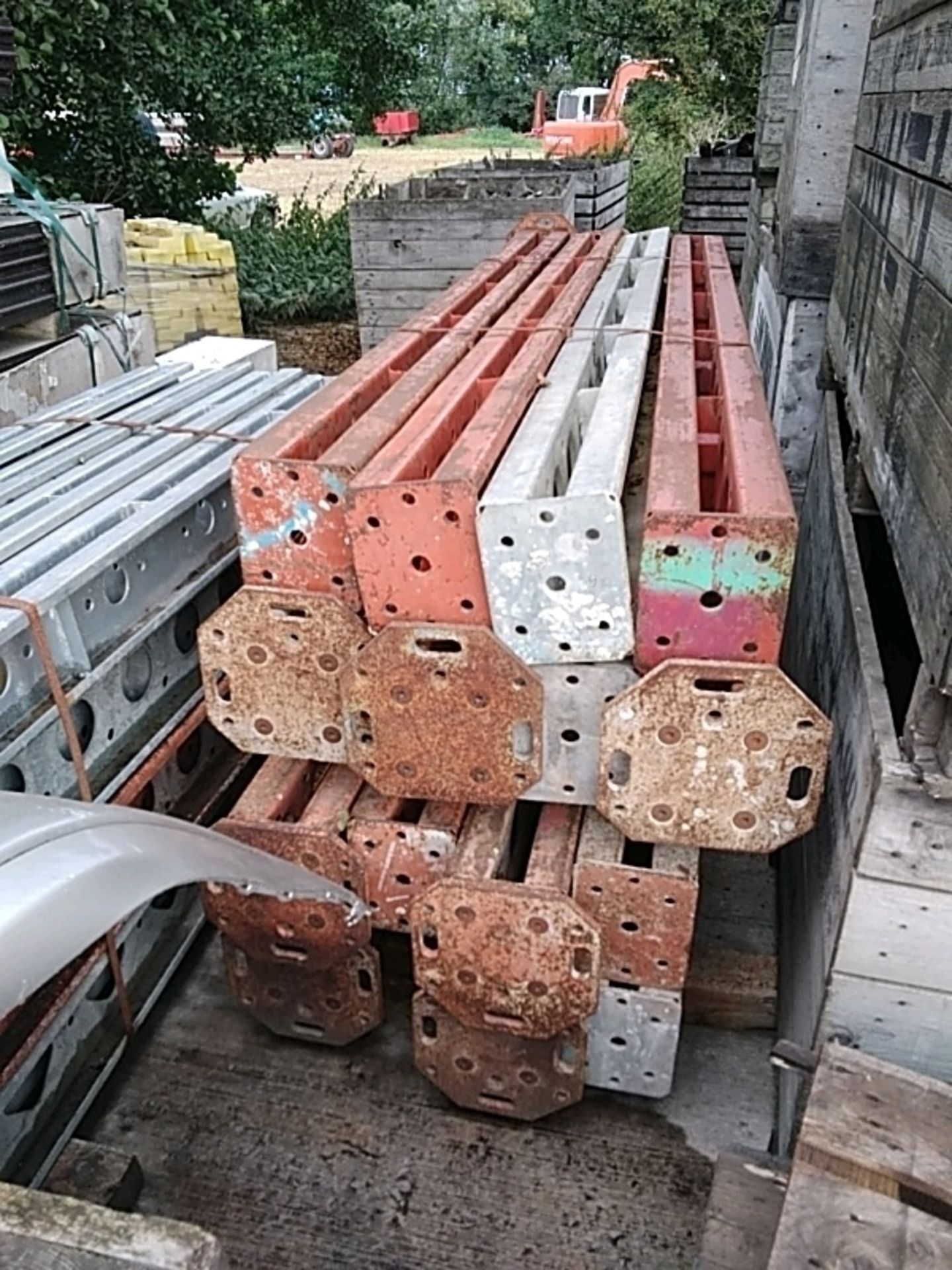 Quantity of Concrete Form Work Components - Image 2 of 3
