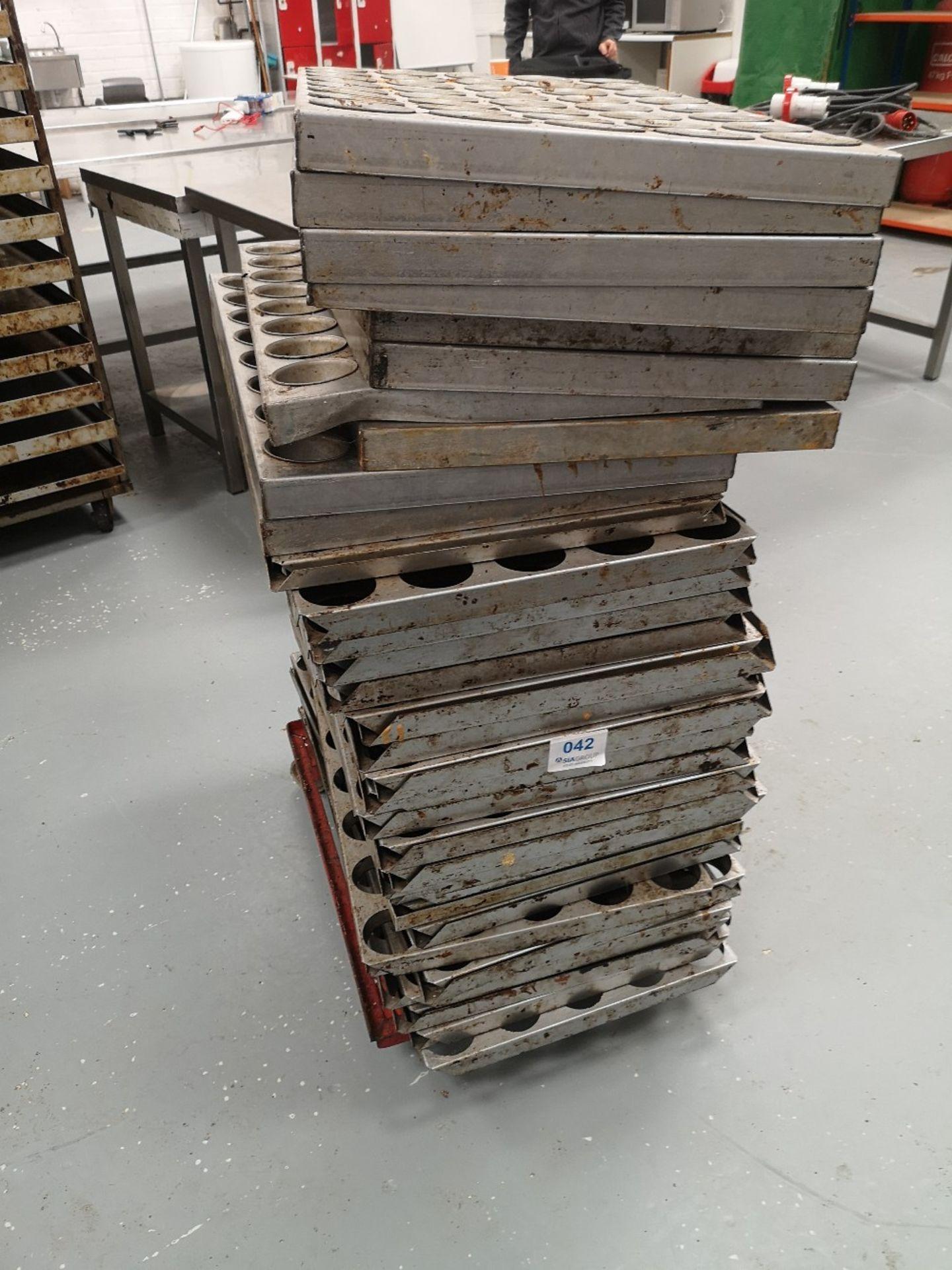 (32) Bakery Mould Racks/Trays - Image 3 of 3