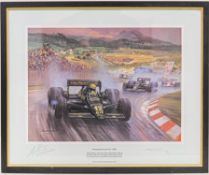 Selection of Motor Racing Pictures