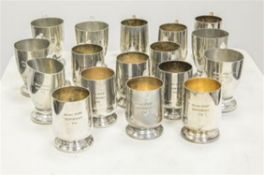 Shell Sport Derwent TV Tankards