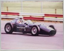 Aston Martin DBR4 Grand Prix car