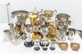 Old Nail Trophies