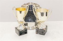 HSCC and AMOC Championship Trophies