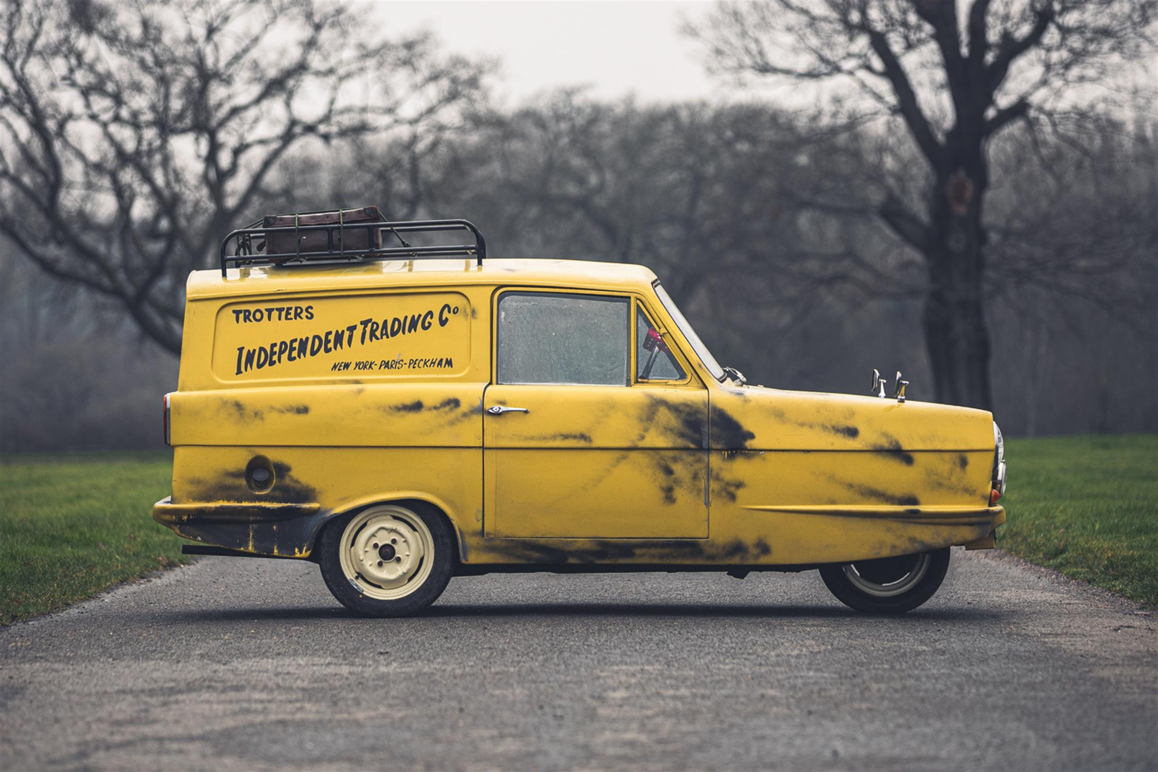 1972 Reliant Regal Supervan III (Trotters Independent Trading Van) - Image 7 of 10