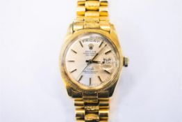 Gerry's Gold Rolex