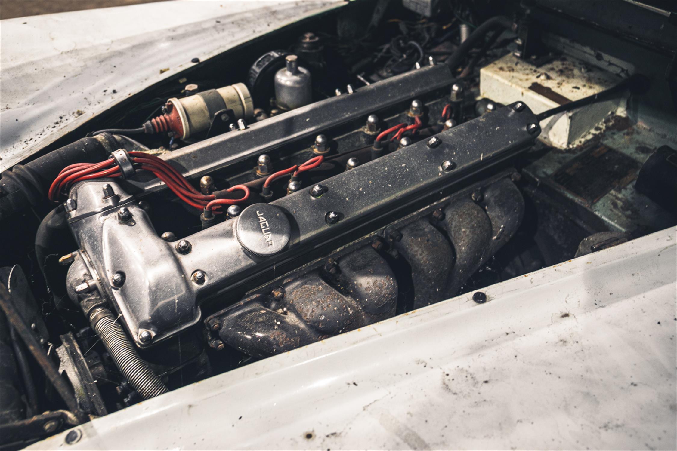 1955 Jaguar XK140 DHC - Image 4 of 10