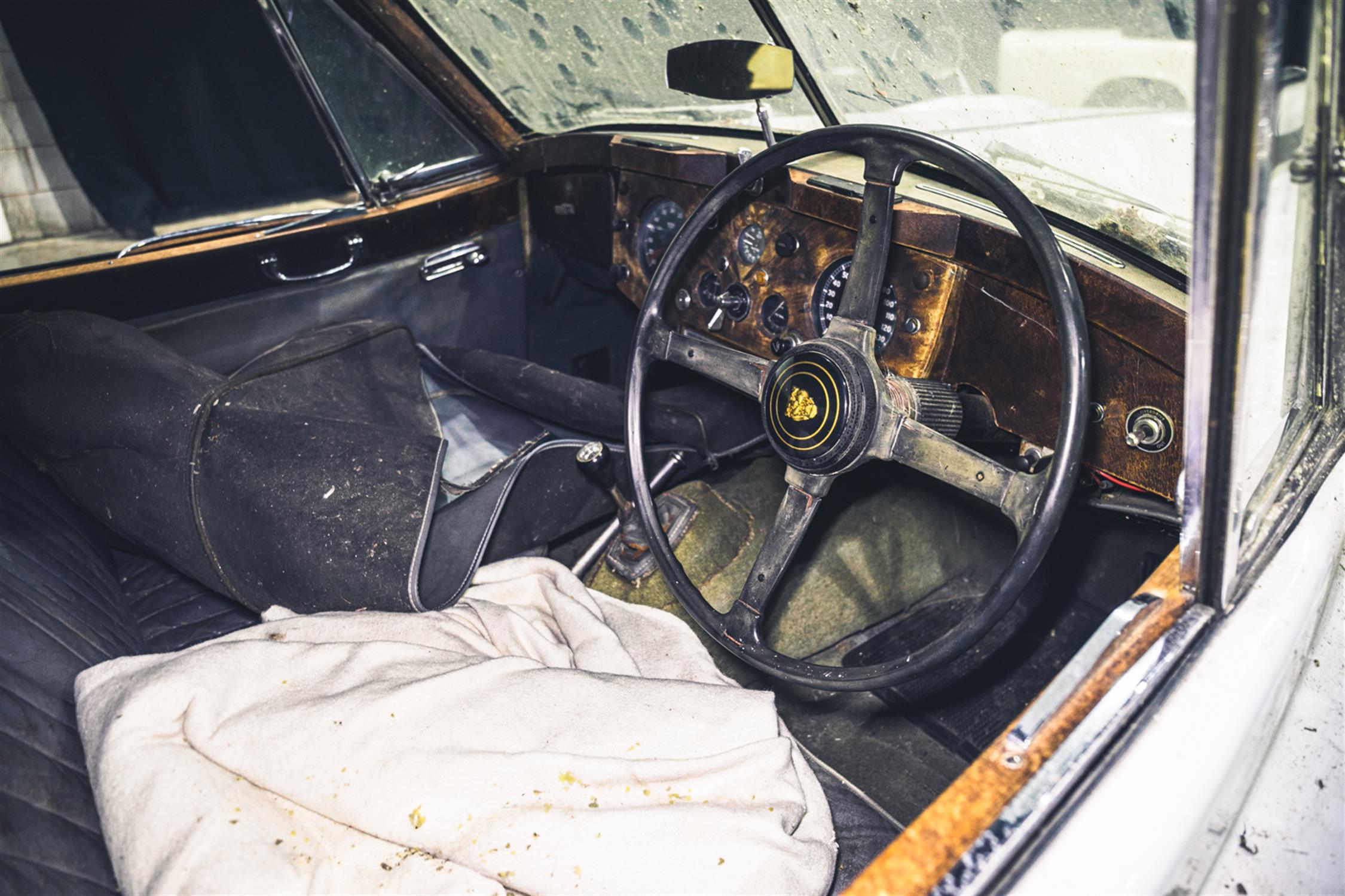 1955 Jaguar XK140 DHC - Image 2 of 10