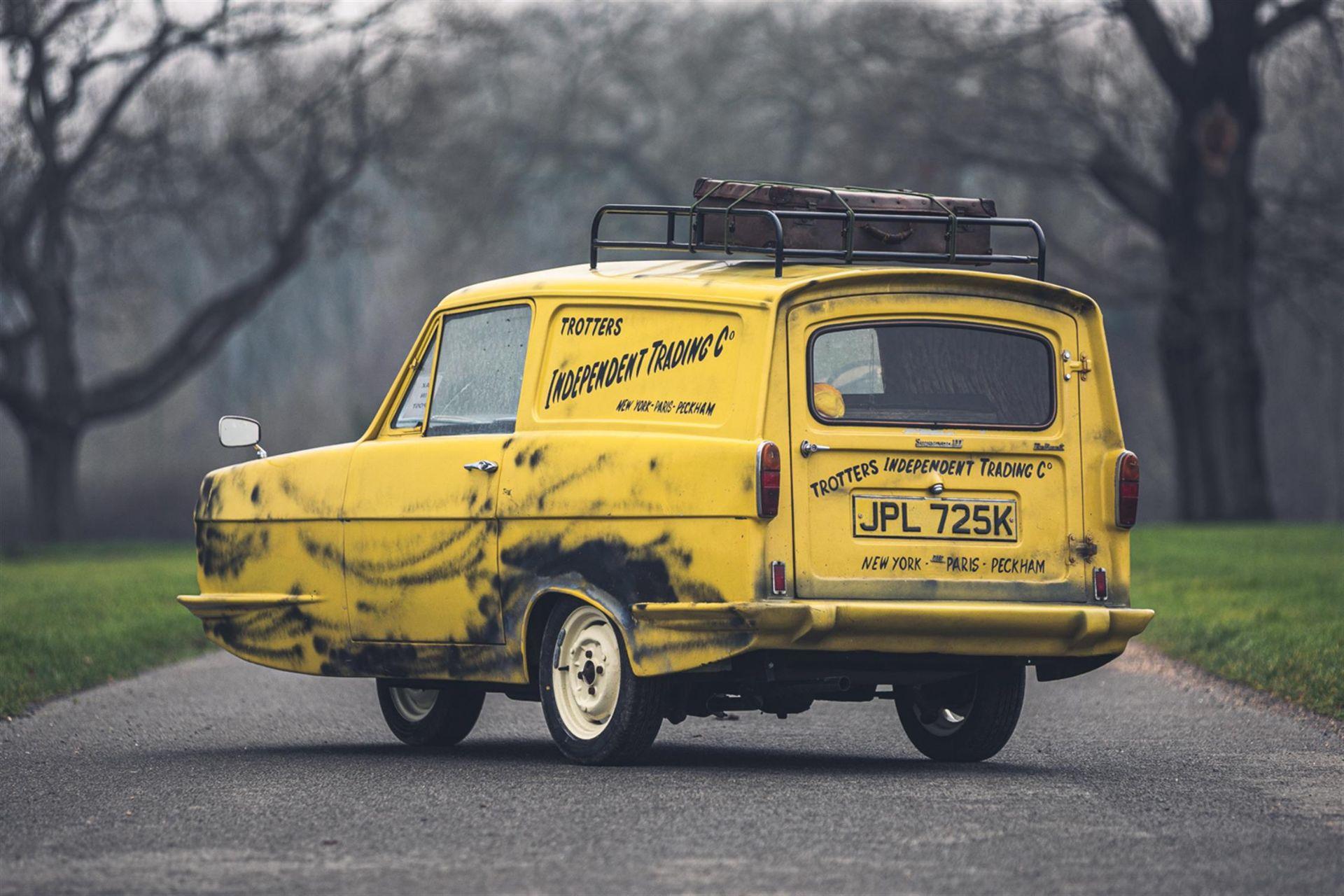 1972 Reliant Regal Supervan III (Trotters Independent Trading Van) - Image 3 of 10