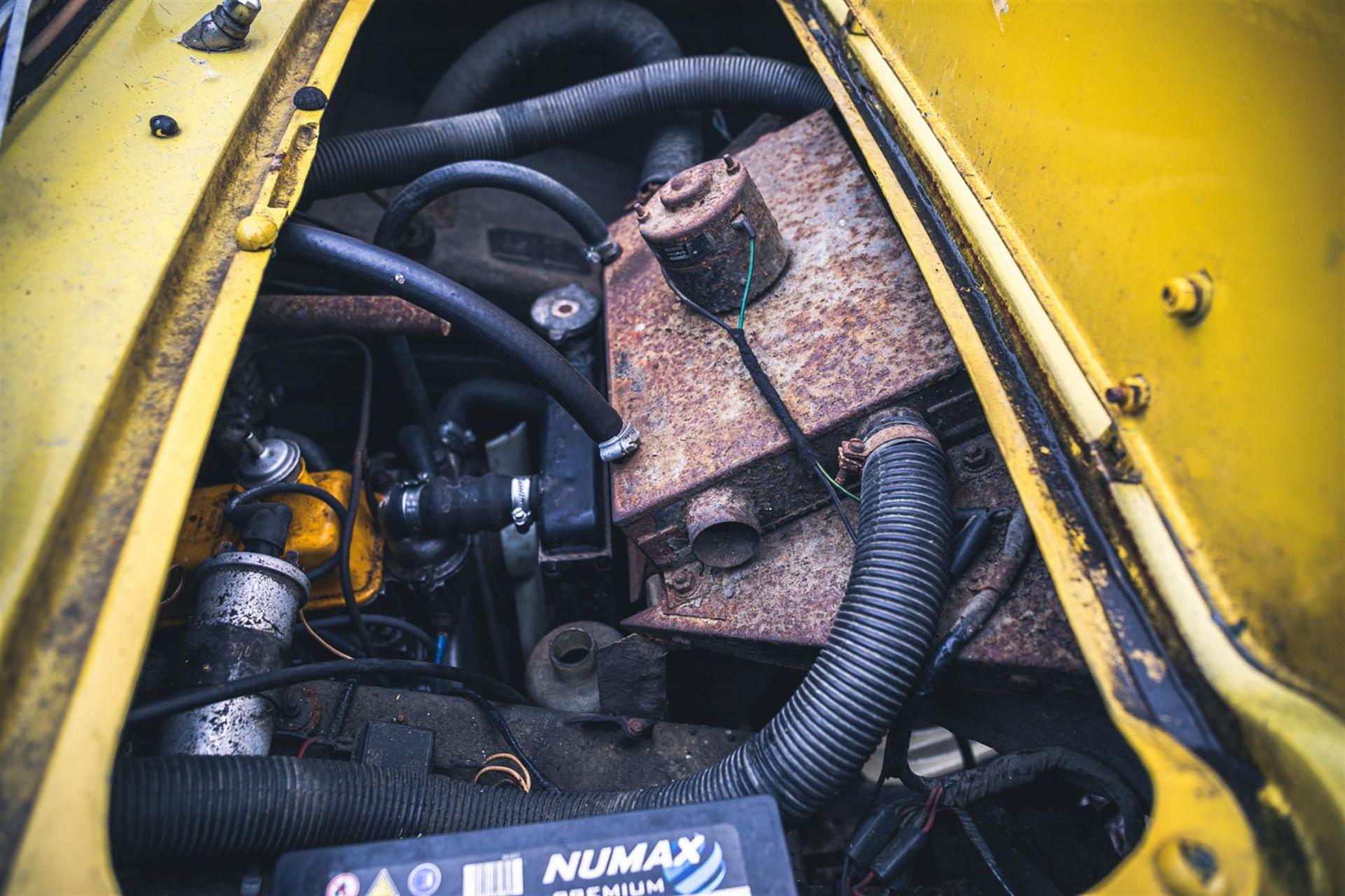 1972 Reliant Regal Supervan III (Trotters Independent Trading Van) - Image 9 of 10