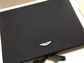 Aston Martin One-77 Preview Brochure