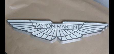 Aston Martin Modern-Style 'Wings' Emblem