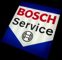 Bosch Illuminated Service Sign