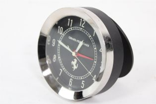 Ferrari Girard Perregaux Quartz Desk Clock, Swiss Made
