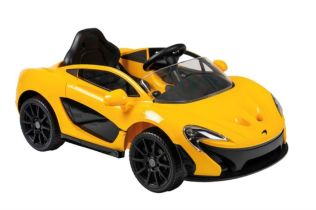 McLaren P1 Child's Battery-Operated Rechargeable Car