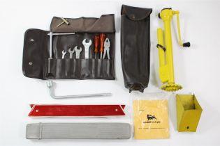 1970 - 1974 Ferrari 246 GT/ GTS Complete Tool Kit Roll
