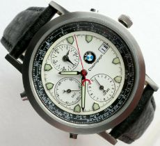 A Very Rare BMW Classic Aviator Chronograph