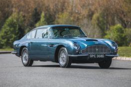 1966 Aston Martin DB6 Mk1 Auto