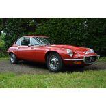 1971 Jaguar E-Type Series 3 FHC