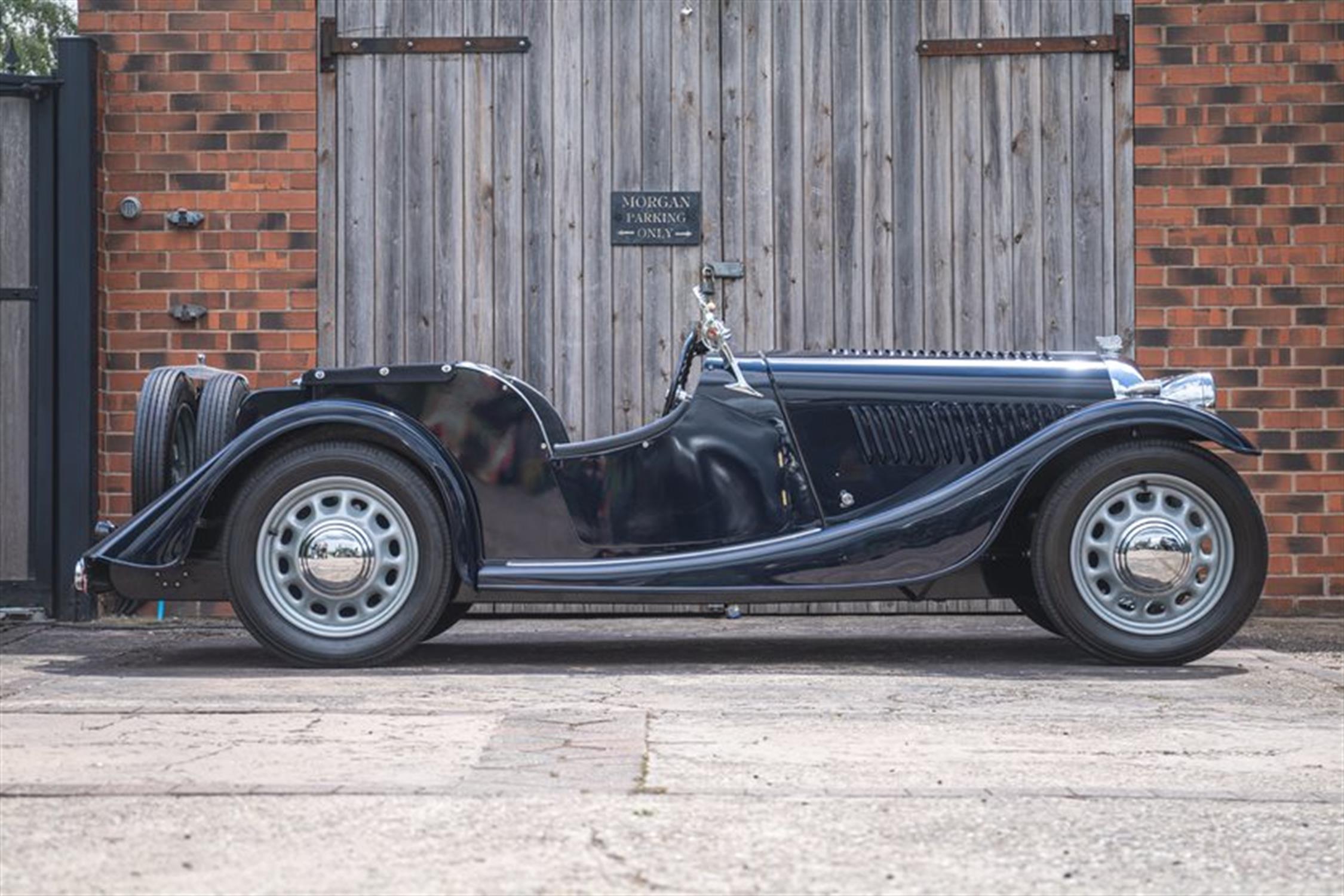 1939 Morgan 4/4 Series 1 'Flat Rad' (1098cc Climax Engine) - Image 7 of 10