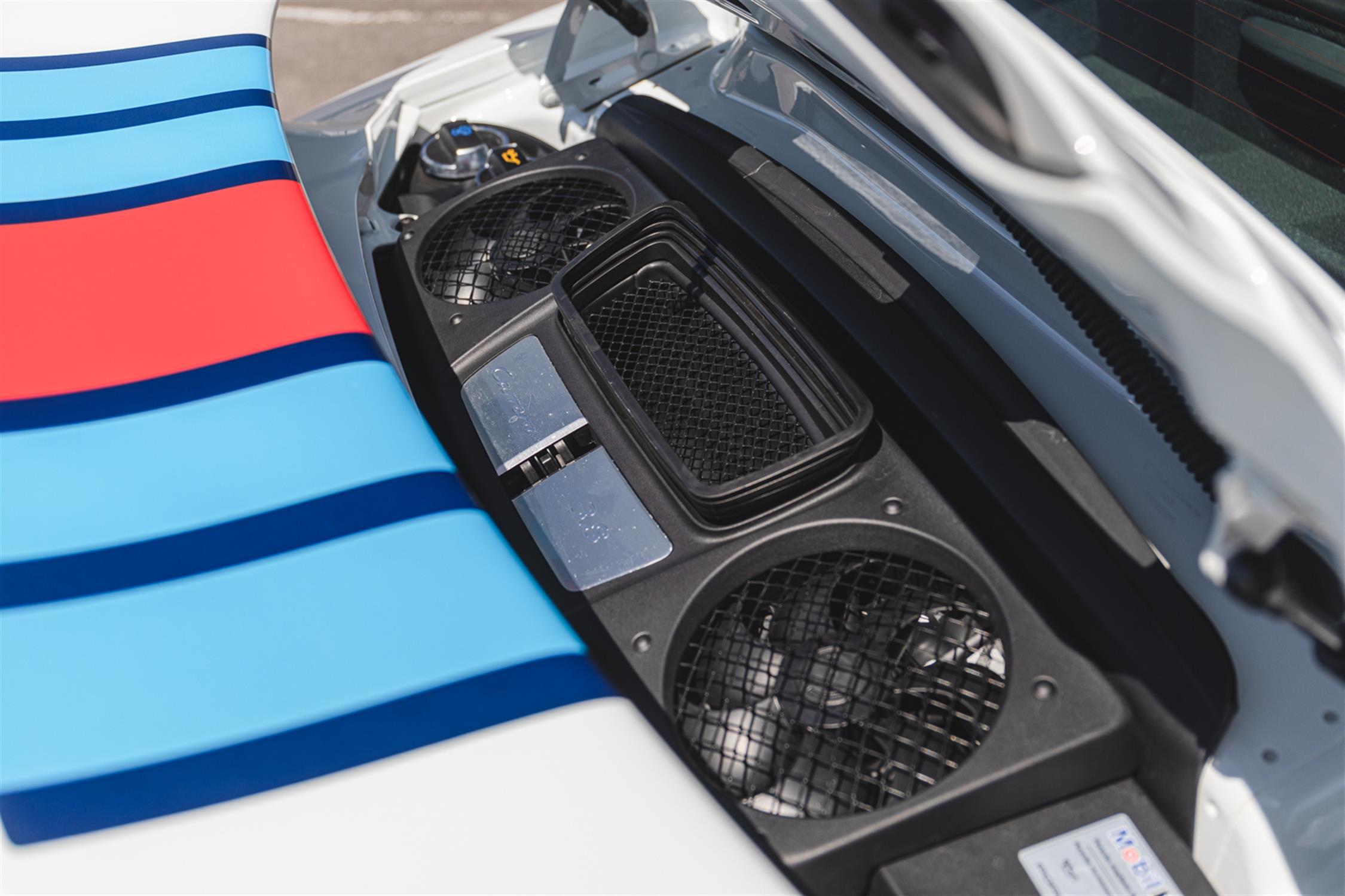 2014 Porsche 911 (991) 3.8 Martini Racing Edition (RHD) - Image 10 of 10