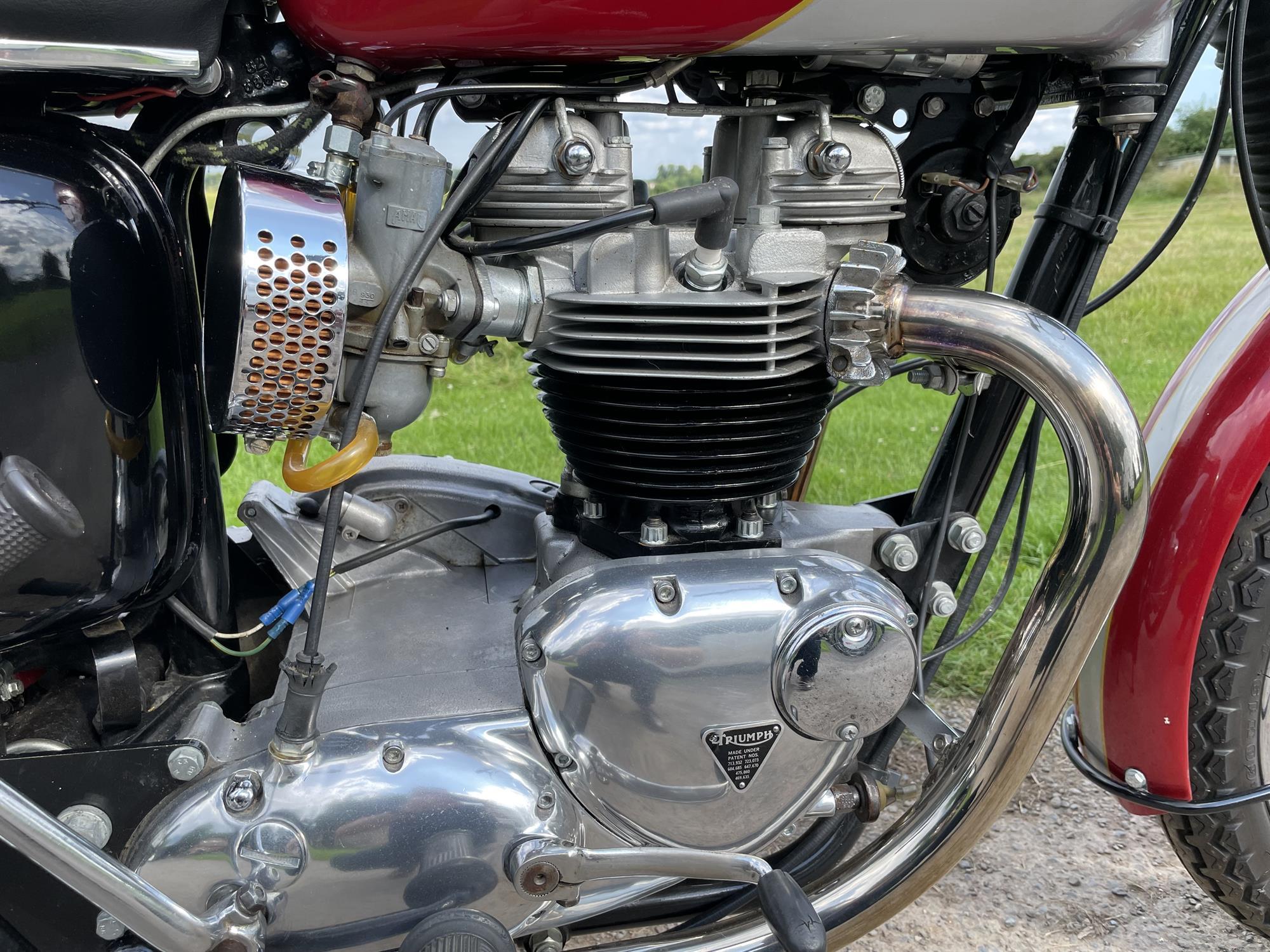 1970 Triumph T120R Bonneville - Image 3 of 8
