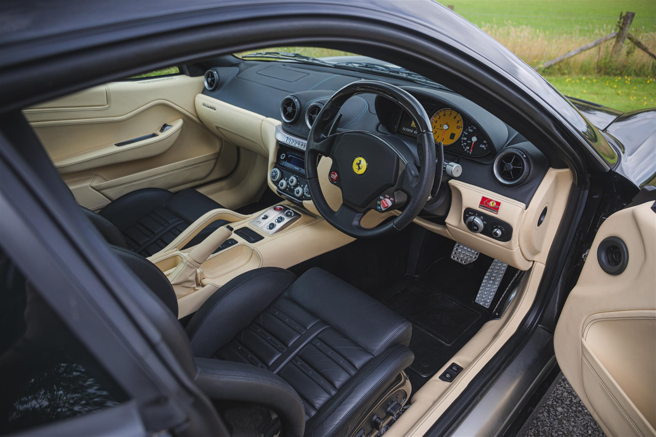 2007 Ferrari 599 GTB Fiorano F1 - Image 5 of 11