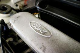 1985 Ford Escort 1.6i Cabriolet