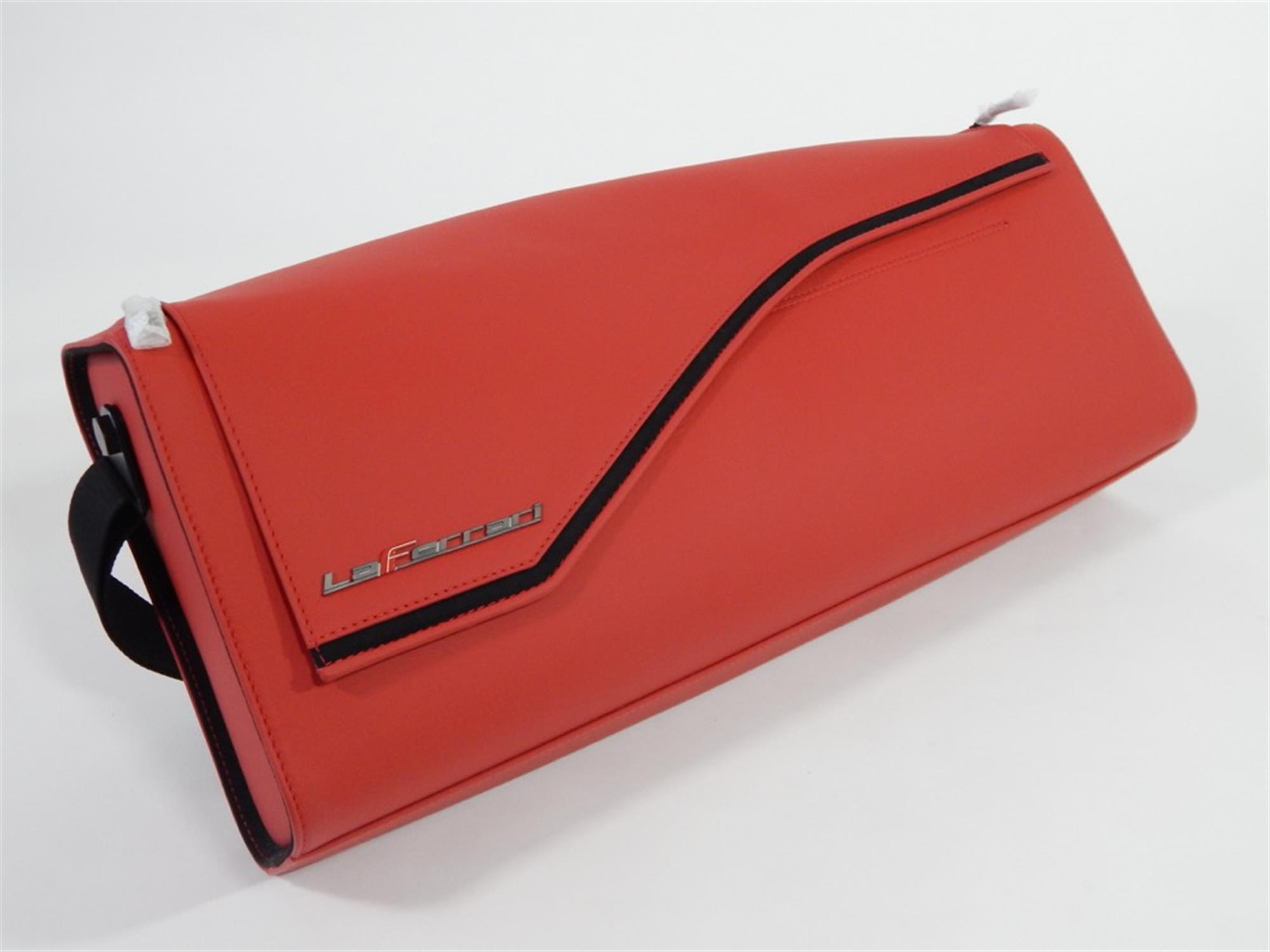 2013 - 2016 Ferrari LaFerrari 2 Piece Complete Schedoni Luggage Set - Image 5 of 10