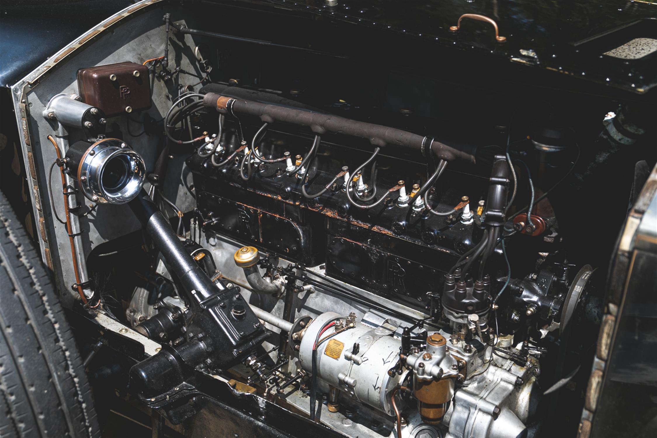 1927 Rolls-Royce Phantom 1 Open Tourer - Image 4 of 10