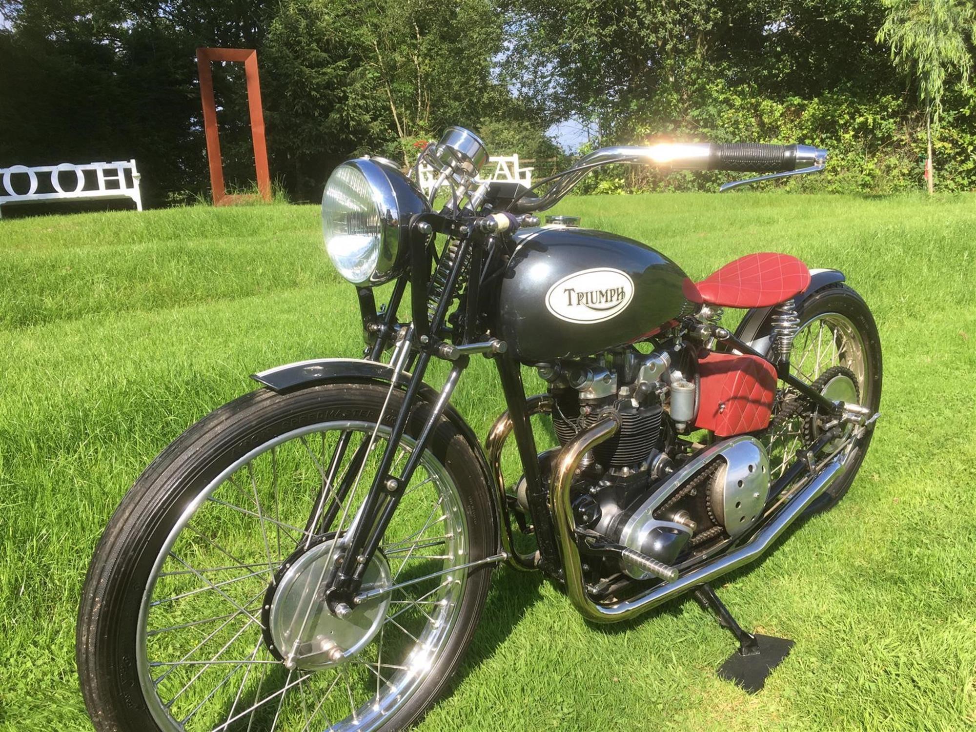 1952 Purdy Triumph 500 - Image 10 of 10