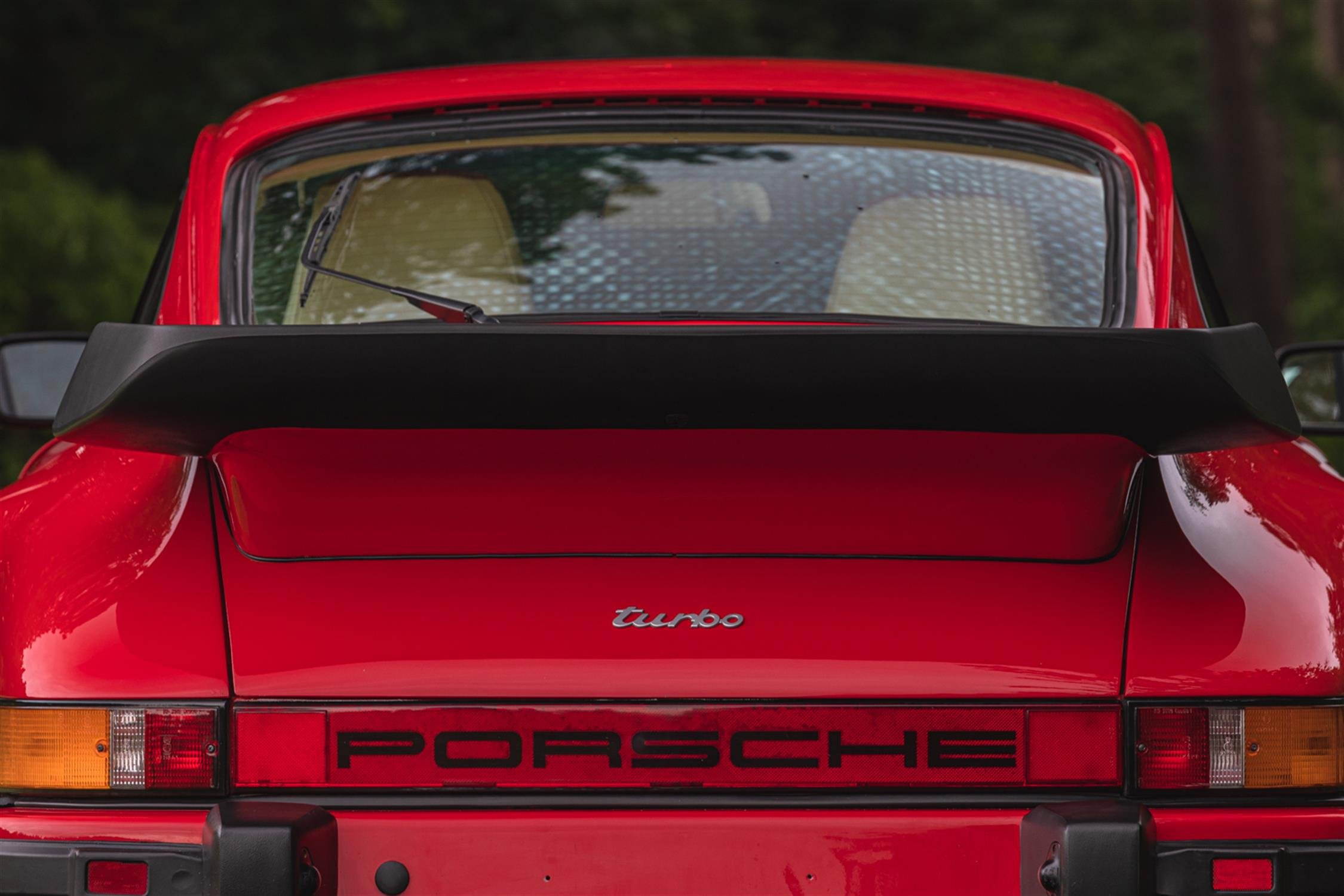 1986 Porsche 911 (930) Turbo SE 'Flatnose' - Image 8 of 10