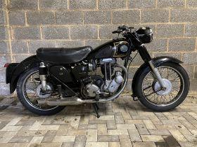 1955 AJS 16MS