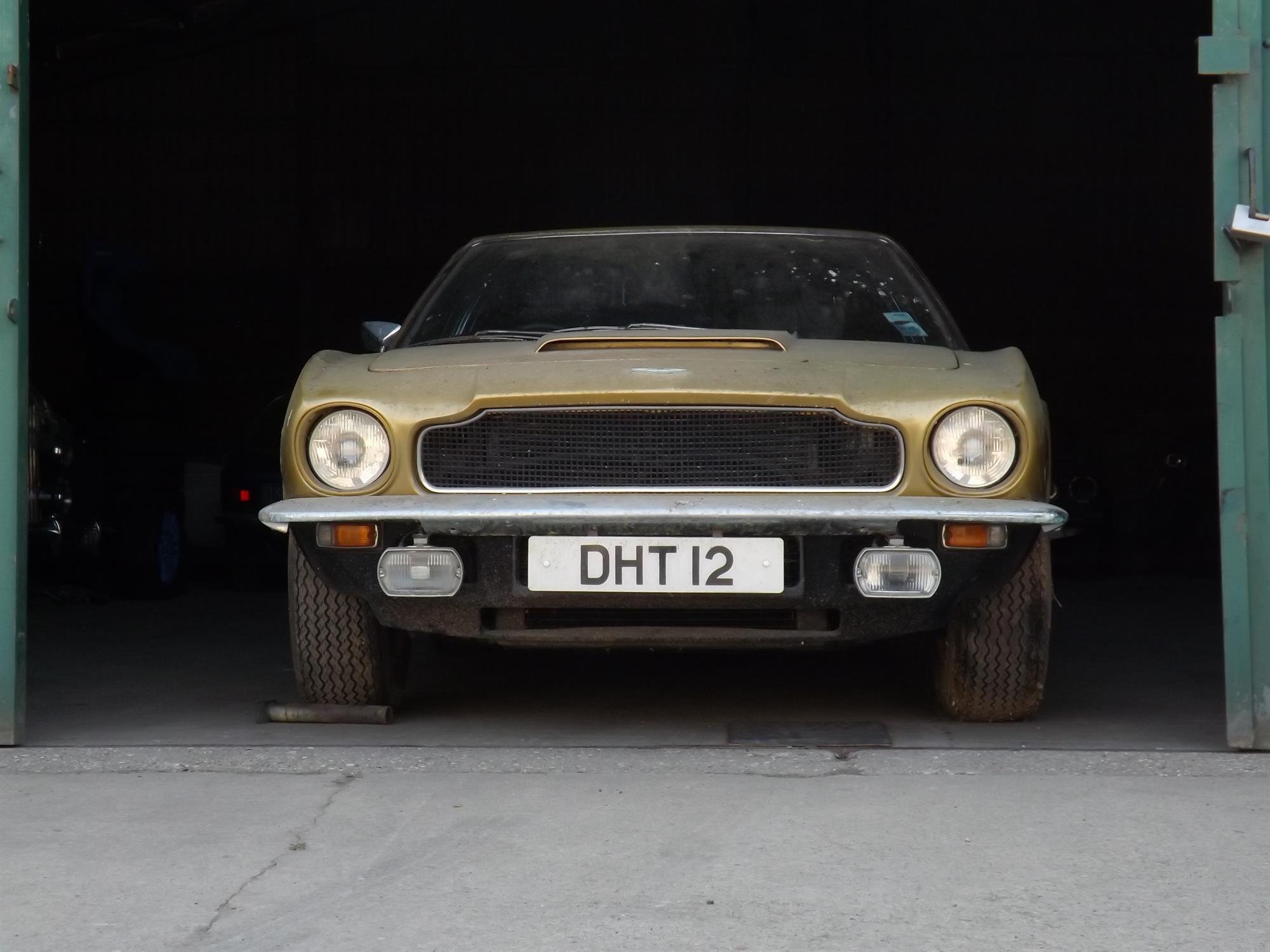 1973 Aston Martin AM V8 - Garage Find - Image 6 of 13