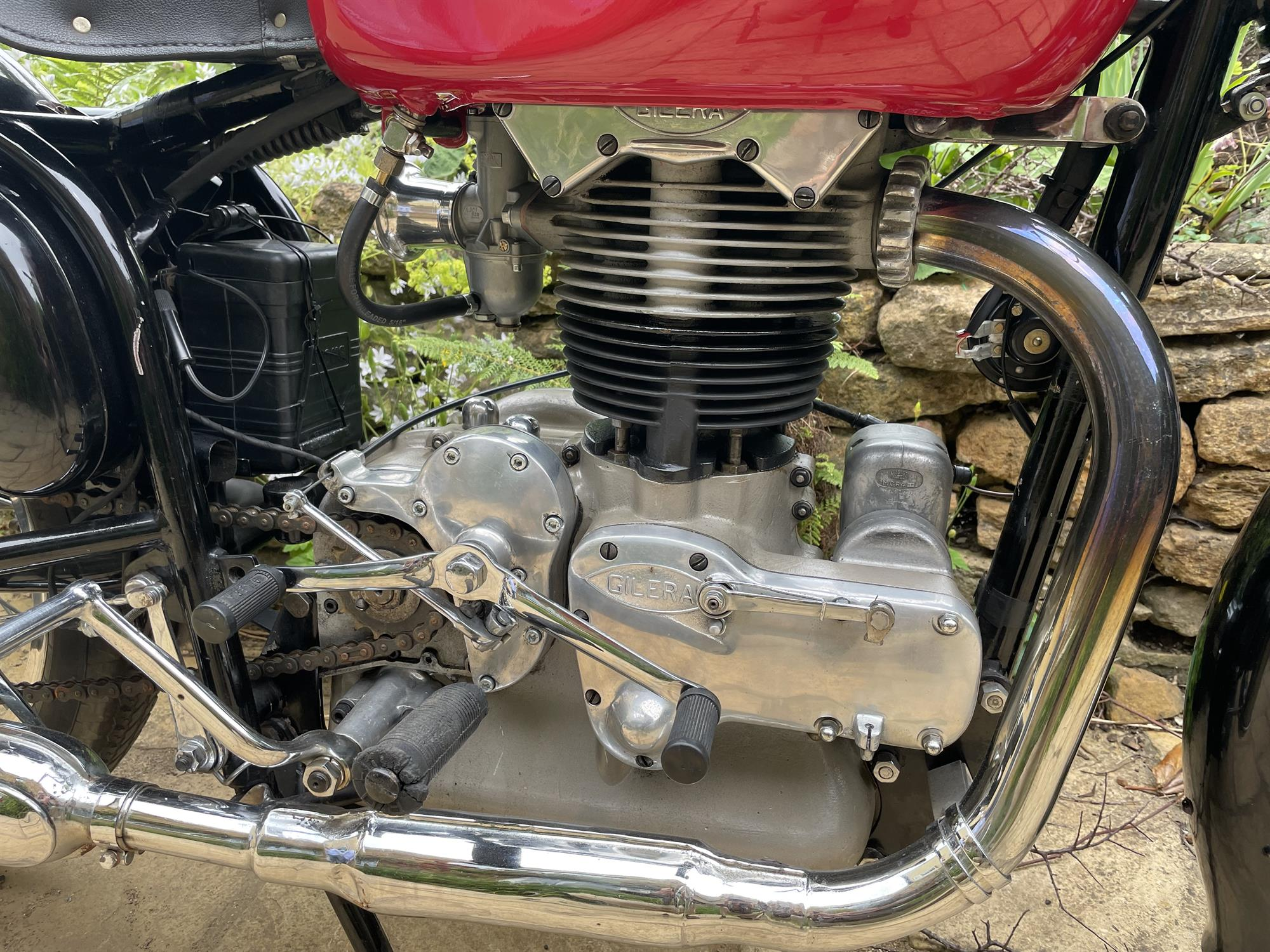 1954 Gilera Saturno Sport 500cc - Image 2 of 10