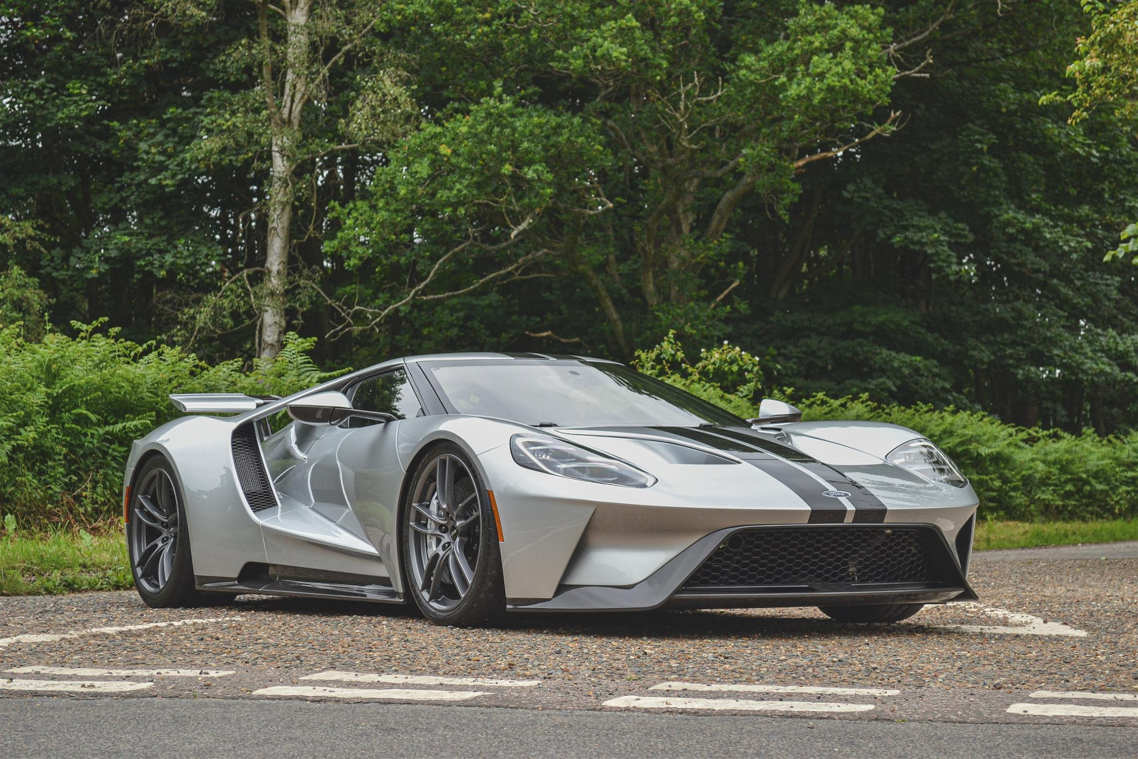 2018 Ford GT - Image 5 of 20