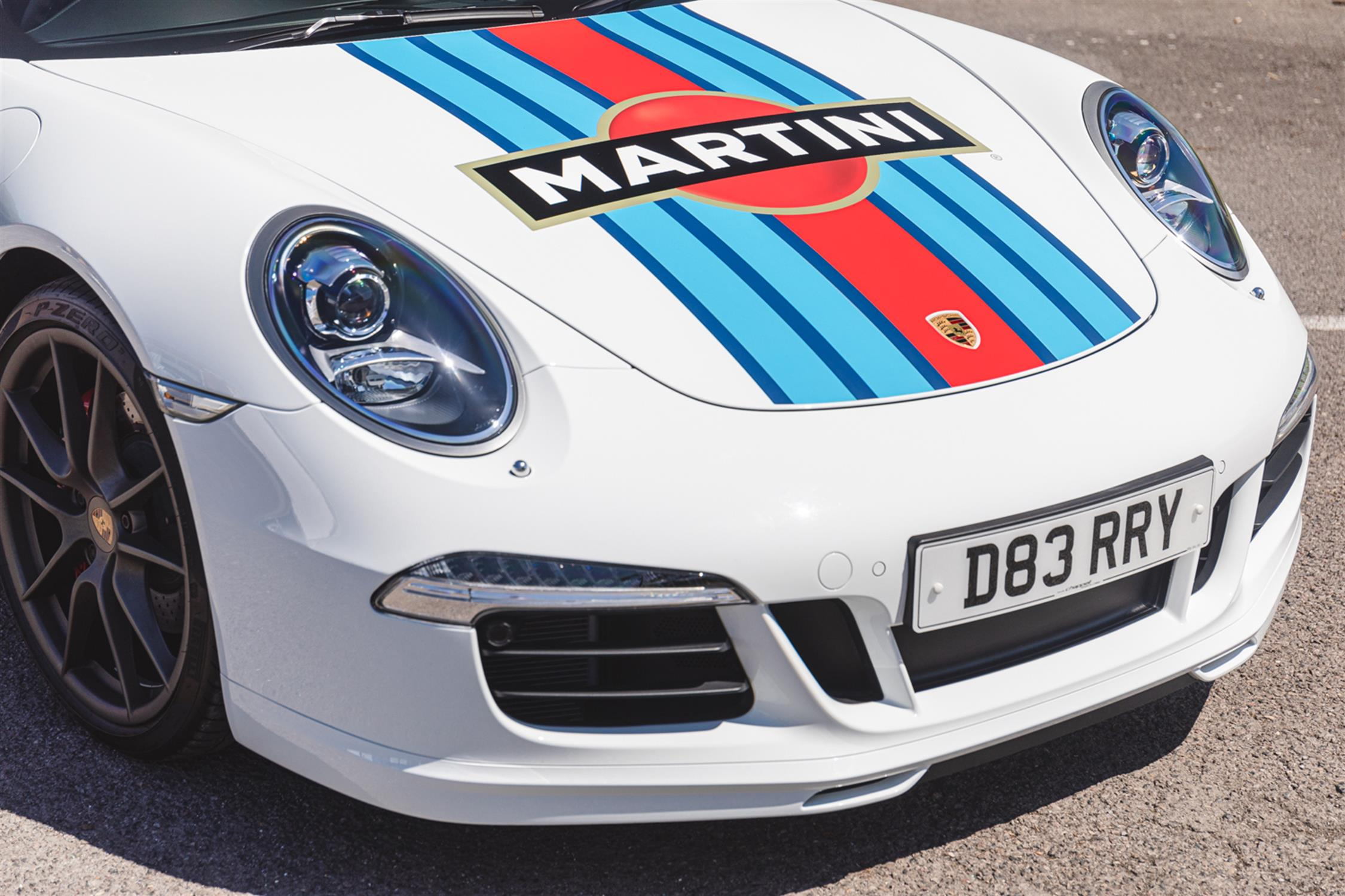 2014 Porsche 911 (991) 3.8 Martini Racing Edition (RHD) - Image 7 of 10