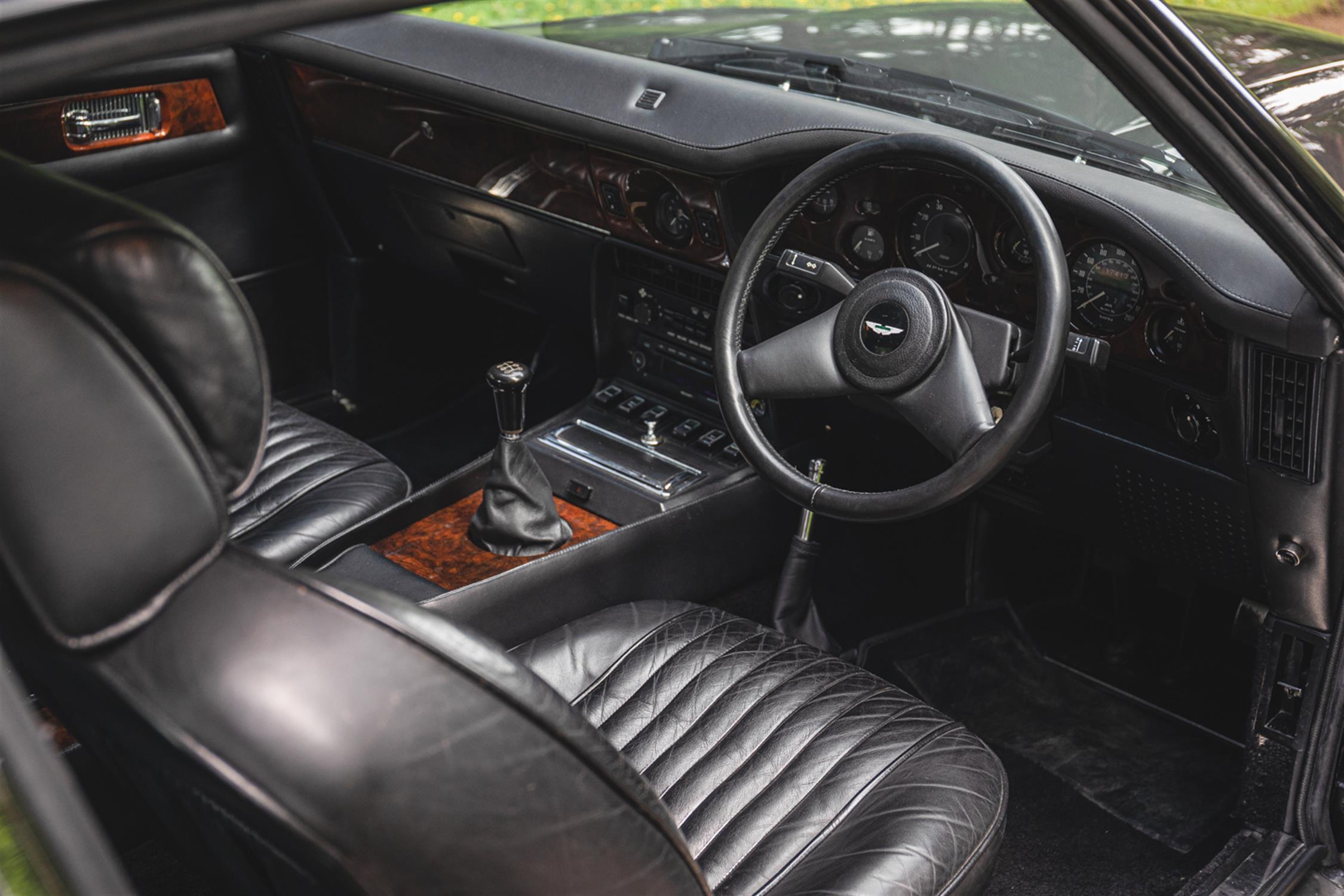 1990 Aston Martin V8 Vantage Coupe X-Pack (Manual) - Image 3 of 10