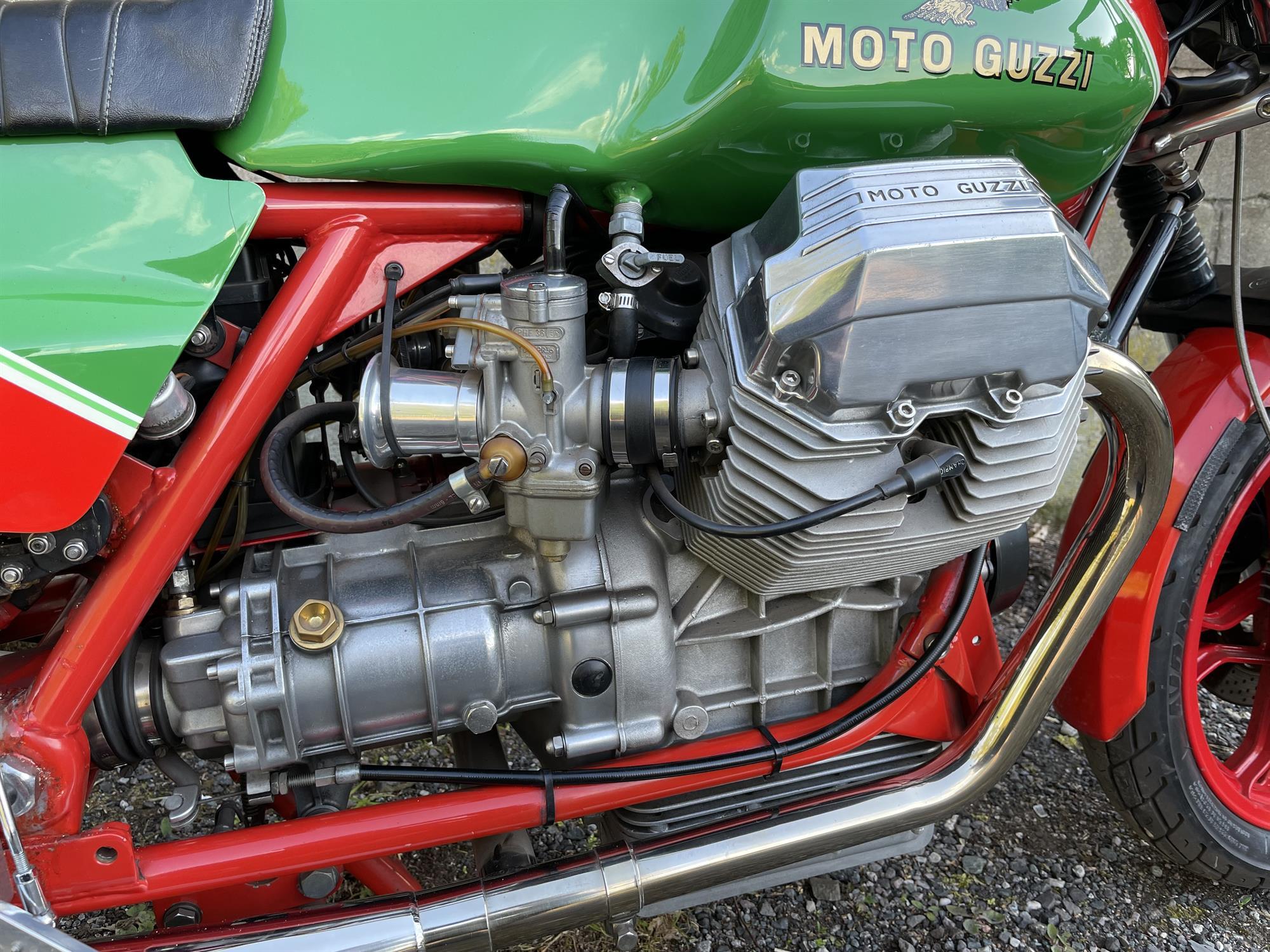 1983 Moto Guzzi 850 Le Mans III - Image 4 of 10
