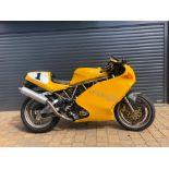 1994 Ducati 900 Superlight III