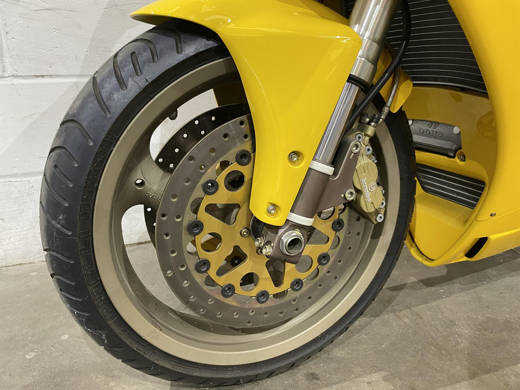 1998 Ducati 748 SPS - Image 2 of 10