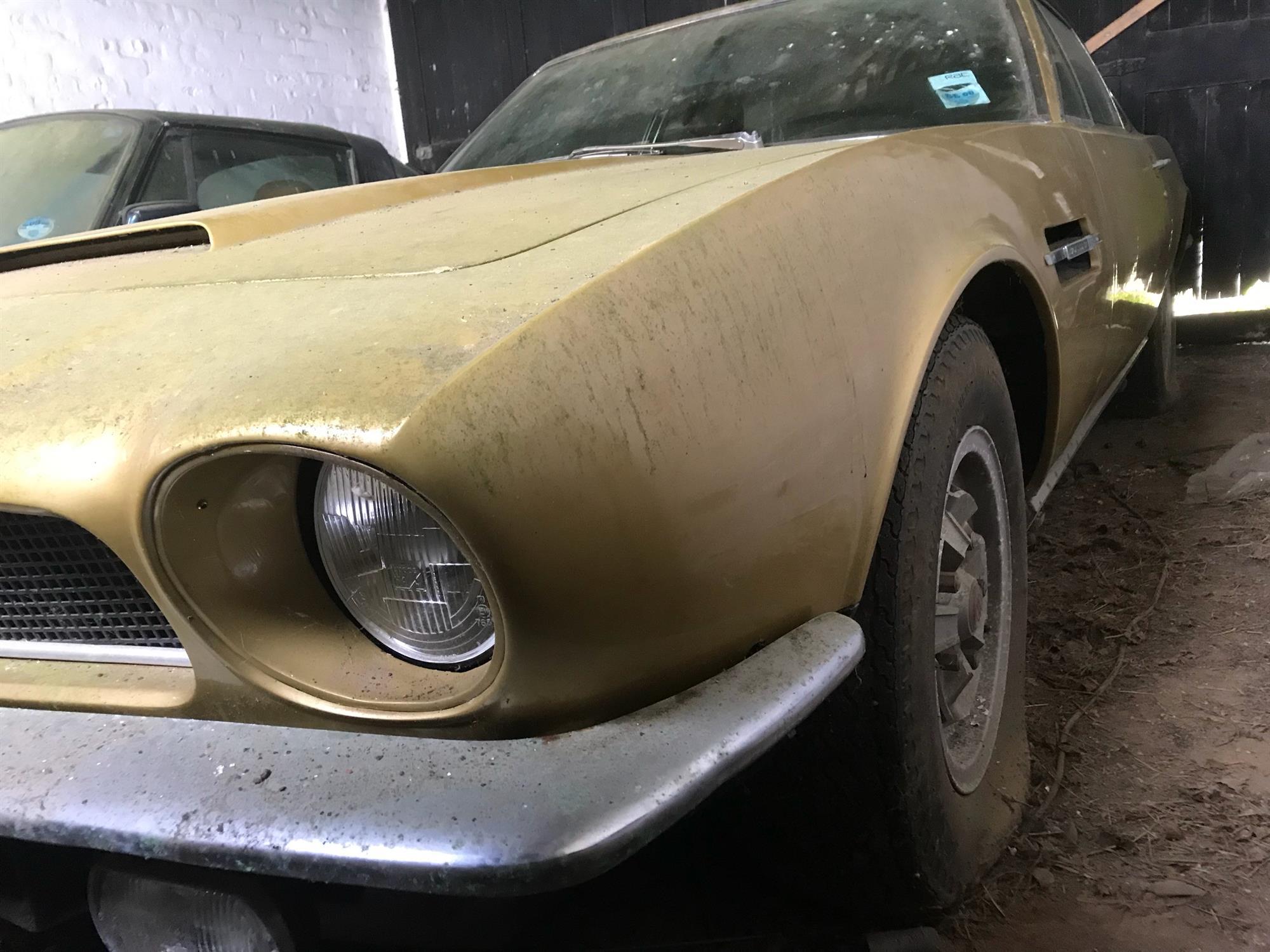 1973 Aston Martin AM V8 - Garage Find - Image 3 of 13