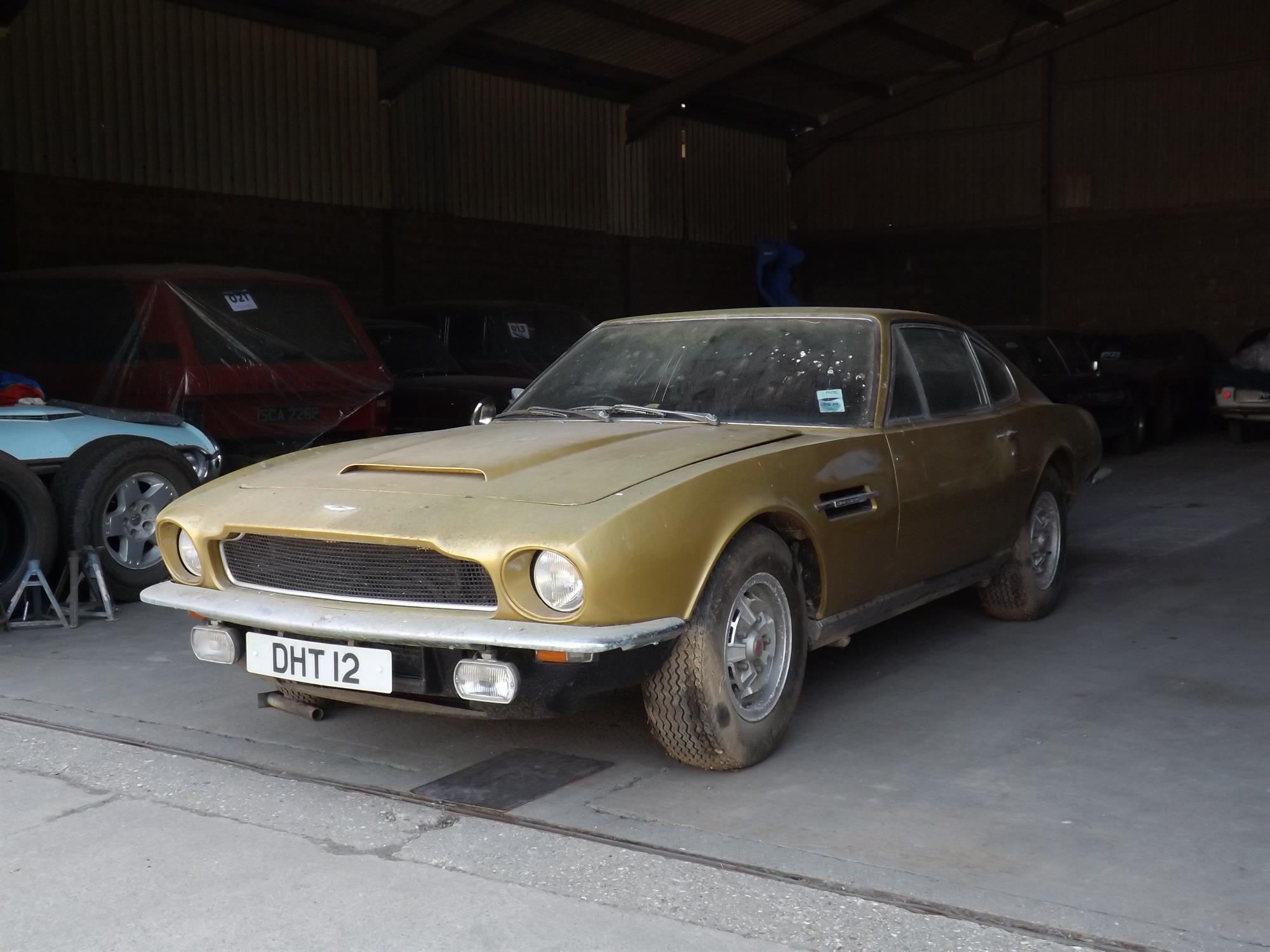 1973 Aston Martin AM V8 - Garage Find - Image 5 of 13