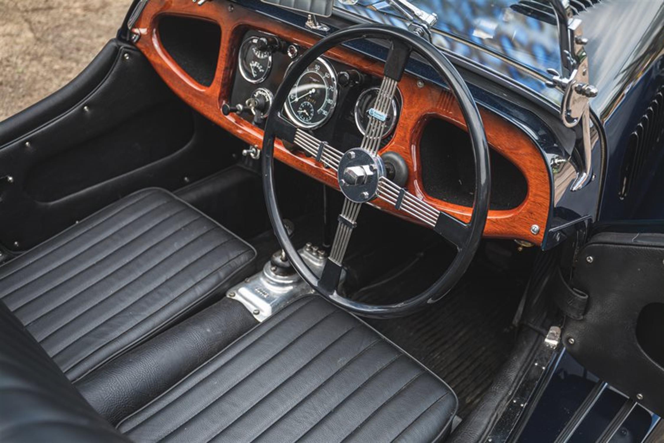 1939 Morgan 4/4 Series 1 'Flat Rad' (1098cc Climax Engine) - Image 3 of 10