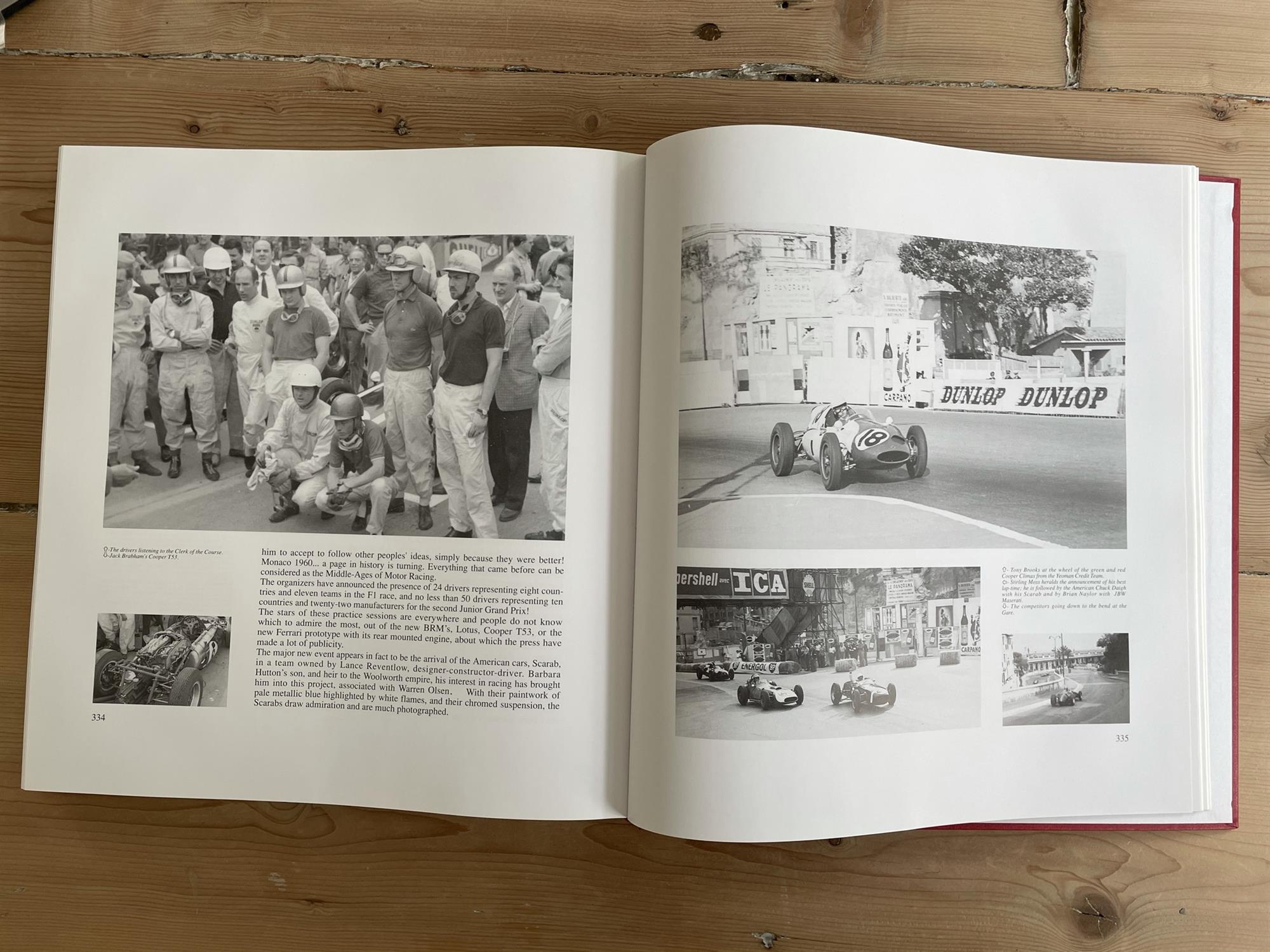 'Le Grand Prix Automobile De Monaco' by Yves Naquin (LE No. 44) - Image 3 of 5