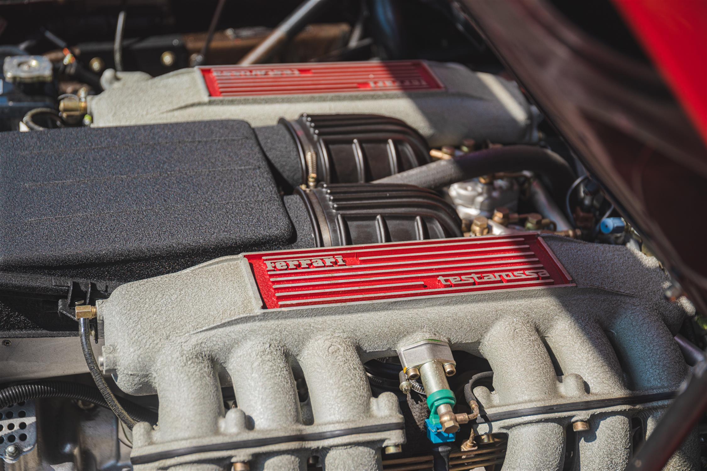 1991 Ferrari Testarossa - 1,829 Kilometres From New & Classiche'd - Image 14 of 15