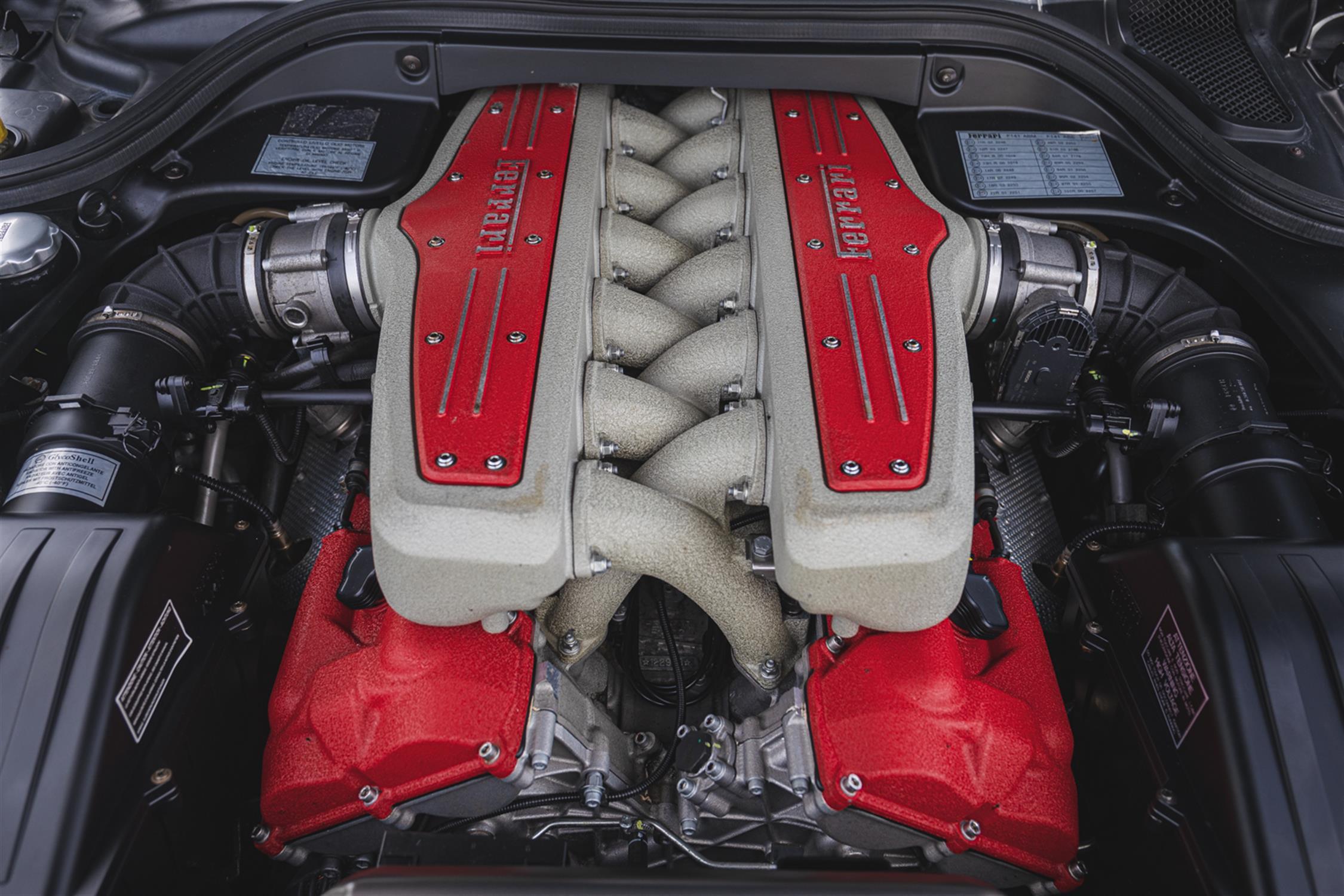 2007 Ferrari 599 GTB Fiorano F1 - Image 3 of 11