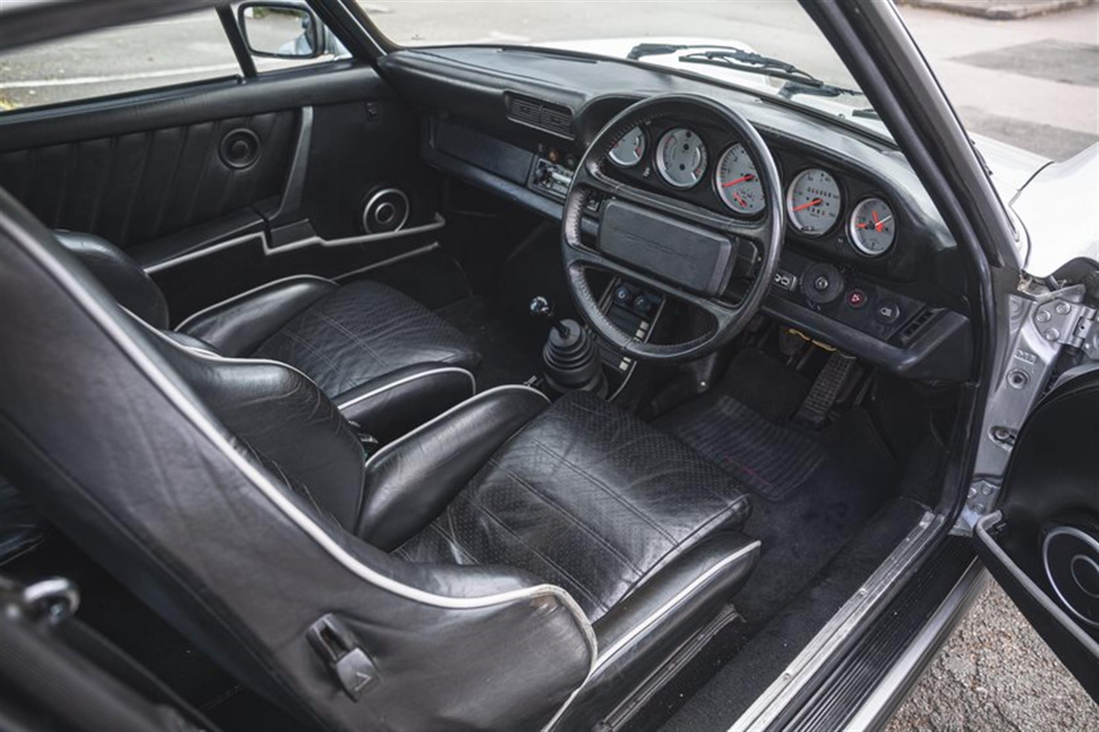 1979 Porsche 911 Turbo 3.3-Litre - Image 3 of 10